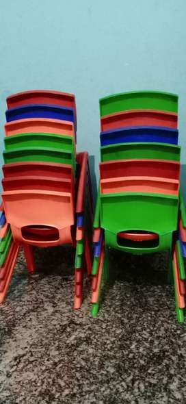 Play school chairs