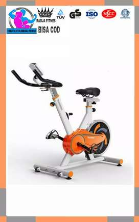 TOKO ALAT FITNES @ spining bike baru@