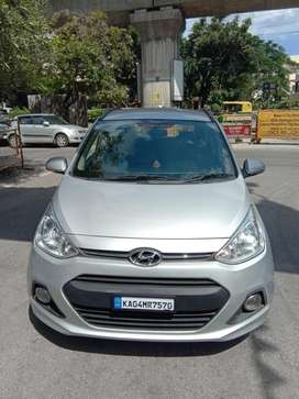 Hyundai Grand I10 i10 Asta AT 1.2 Kappa VTVT, 2016, Diesel