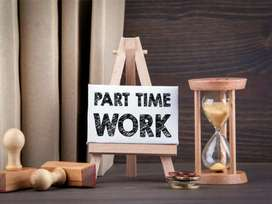 Earn upto Rs 35000 do Part time job