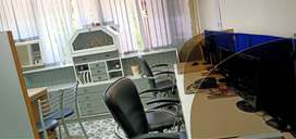 Window front facing space available at Maegabyte Business Centre