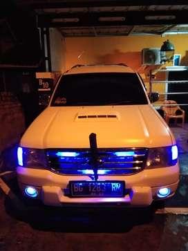 Ford Everest Diesel Istimewah