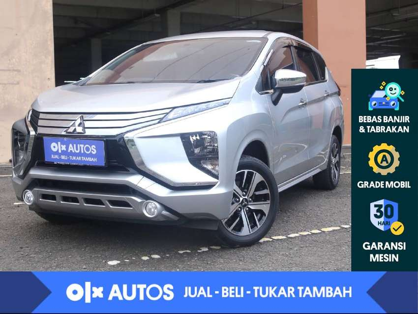 [OLXAutos] Mitsubishi Xpander 1.5 Ultimate A/T 2018 Silver