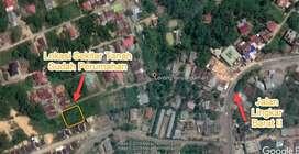 Tanah SHM 449m Griya Idaman
