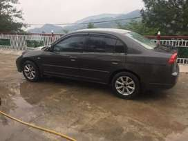 Honda civic exi 2005 for sale in excellent condition