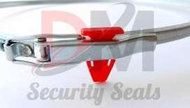 Segel Plastik DRUM SEALS / Segel Drum / Segel Pengaman / Plastik Segel