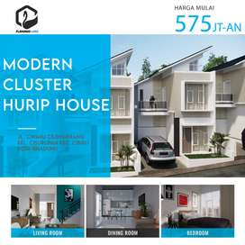 CLUSTER HURIP HOUSE RIMAH INDENT 2 LANTAI DAERAH UJUNG BERUNG