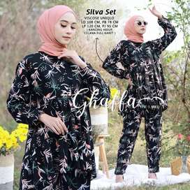 SILVA SET ORI BY GHAFFA THE LABEL
