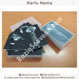Souvenir Kartu Nama Kartu Promosi