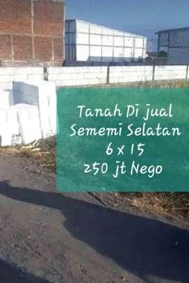 Dijual Tanah Sememi Selatan Surabaya Barat