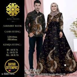 Couple Batik Pria Dan Wanita Bisa Bayar Di Rumah