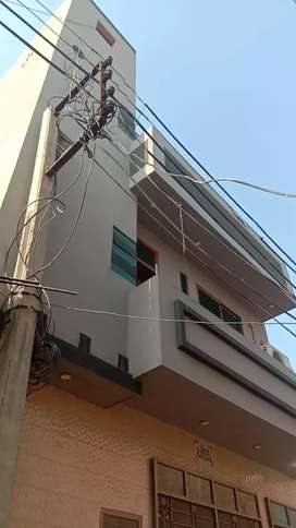 5 Marla triple story house for sale nearest Kahna kacha Road Lahore