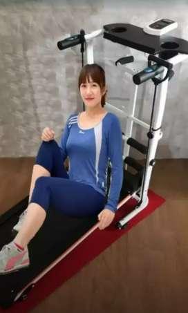 Treadmill manual okkefam 50 tulangan