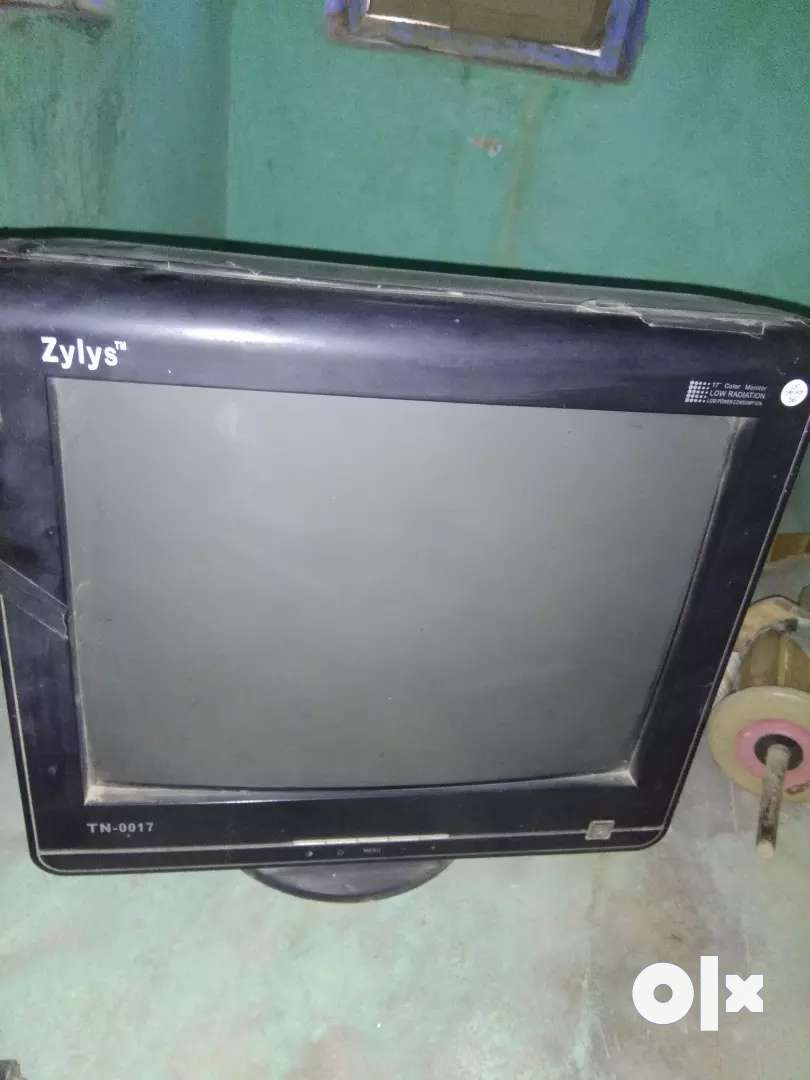 Zylys computer monitor 0