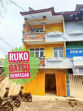 Jual Tempat Ruang Usaha Ruko Toko Gatsu Tengah Denpasar Bali