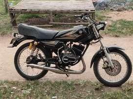 Di jual motor koleksi,,yamaha rx king