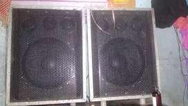 12 inch DJ top 250 Watts
