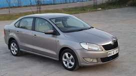 Skoda Rapid Elegance 1.6 TDI Manual, 2012, Diesel