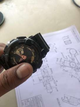 Casio GA -  110 RG Watch (Bought fromDubai)