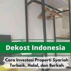 Jual unit Kos Syariah Apartemen terbaik di kota Bogor