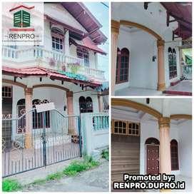 Pusat Kota Peuniti - Sewa Rumah 6KT 4KM Ada Garasi +Pagar Lok B. Aceh