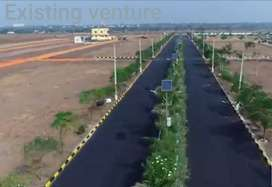 HMDA Approved Open plots for sale at Maheswaram, with Clear Tittle