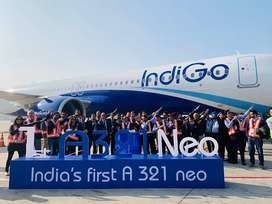 LOCK DOWN GREAT OFFERS , JOIN WITH INDIGO AIRLINES  WE ARE HIRING FOR