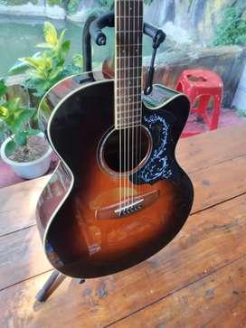 Gitar yamaha cpx 600