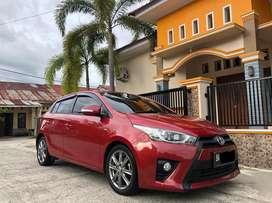 Toyota Yaris G 2016 manual BA satu tangan dri baru