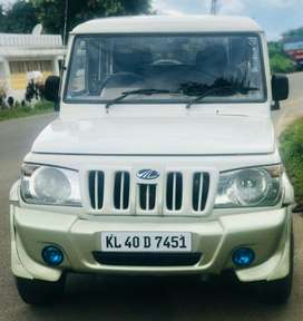 Mahindra Bolero DI 4WD BS III, 2010, Diesel