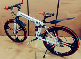 Porsche Foldable Bicycle