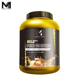 Muscle First Gold Pro Gainer 6 Lbs | gain M1 mass Protein suplemen