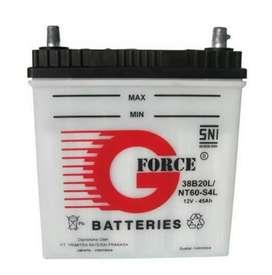 G force battery aki mobil basah 35 ah suzuki katana
