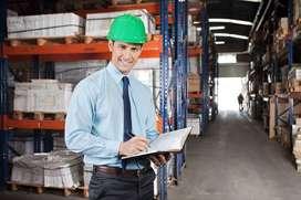 Huge openings for warehouse supervisors