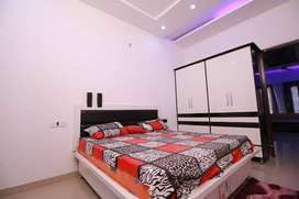 on prime location 2bhk furnished ready to move flat in sec125 mohali