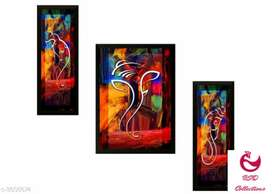 Wall paintings (combo of 3) || Free home delivery available with COD