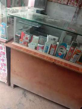 Mobile shop for seal