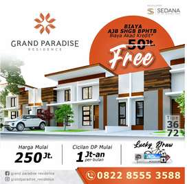 PRE LAUNCHING GRAND PARADISE RESIDENCE