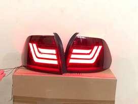 Skoda rapid led tail lights