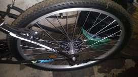 Sepeda Elegance Warna Hitam