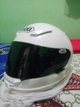 SHOEI XR1100 white/sukro Size M