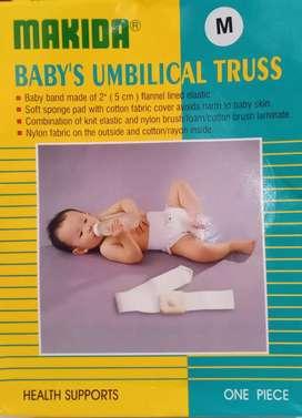 Umbilical belt / sabuk bayi size M