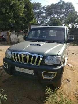 Mahindra scorpio neat condition