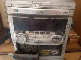 Phillips video cd player