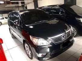 Toyota innova G diesel matic 2012 terawat #innovadiesel