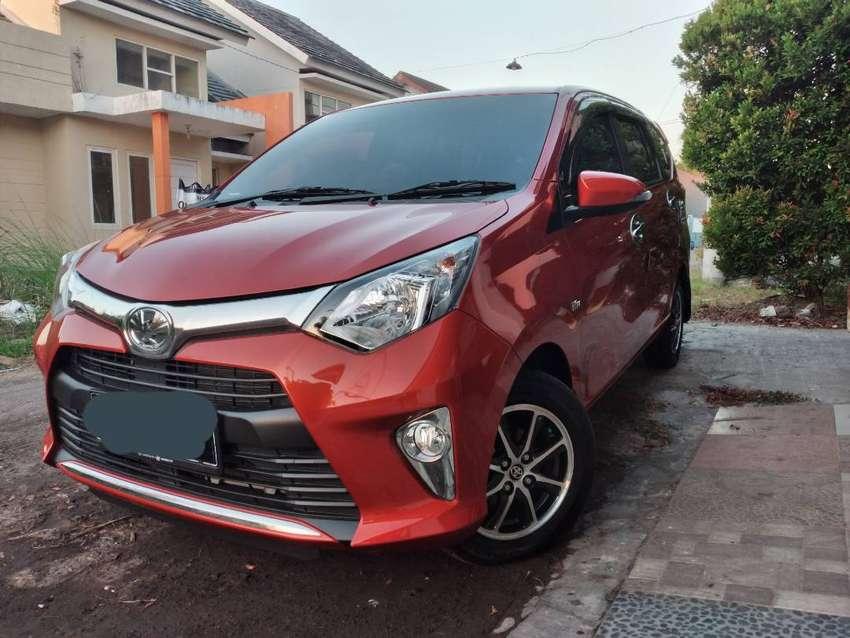 Toyota Calya 1.2 G A/T 2019 KM: 1.382 Matic