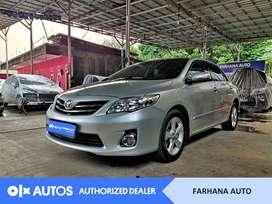 [OLXAutos] Toyota Coralla Altis 2011 1.8 G A/T Bensin #Farhana Auto