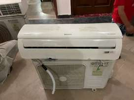 Oriont split Ac a one condition ..