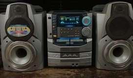 Aiwa music systeml