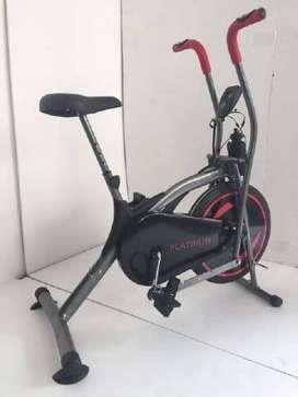Sepeda Statis Platinum Bike Total Fitness